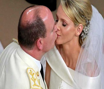 Wedding of Prince Albert II of Monaco and Princess Charlene of Monaco