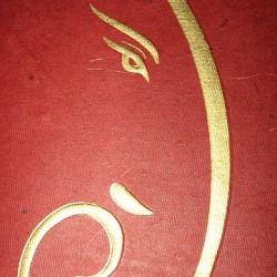 Lord Ganesha on Hindu Wedding Invitation Cards