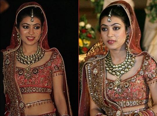 Image of Natasha Jain Gambhir, Wife of Gautum Gambhir