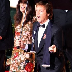 Sir Paul McCartney Weds Nancy Shevell