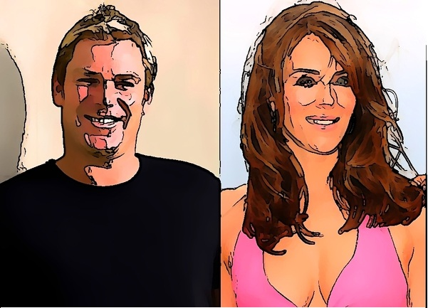 Shane Warne and Liz Hurley - Will their marriage last