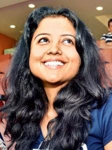 Preethi Narayan, Cricketer R Ashwin's Wife
