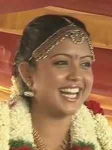 Marriage Photo of R Ashwin's Wife, Priti Narayanan