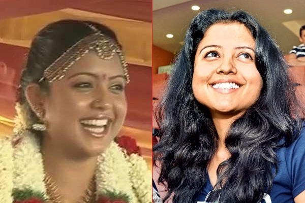 Photo of Preethi Narayanan - cricketer R Ashwin's  Wife