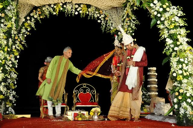Hindu Marriage Saptapadi – Seven Steps – Seven Pheras – Saat Phera – Saat Vachan - Seven Vows - Mangal Pheras
