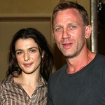 Wedding of Daniel Craig and Rachel Weisz