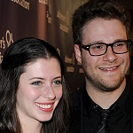 Wedding of Seth Rogen and Lauren Miller