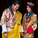 Royal Wedding of Bhutan's King Jigme Khesar Namgyel Wangchuck and Queen Jetsun Pema