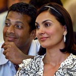 Wedding of Mahesh Bhupati and Lara Dutta