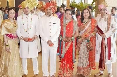 Deshmukh - Bhagnani Family
