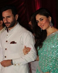 Saif & Kareena attended Ritesh & Genelia's Wedding Reception. Could they be next.