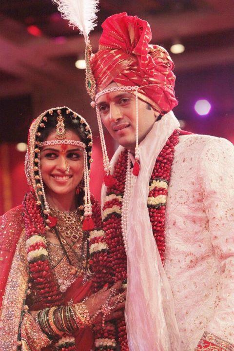 Riteish Deshmukh and G...