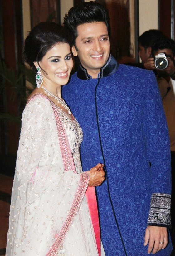 Ritesh Genelia Sangeet Ceremony On Jan 31 Picture And Details