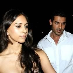John Abraham and Priya Runwal