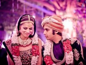 Kunal Nayyar and Miss India Neha Kapur's Wedding