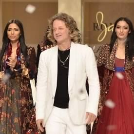 Rohit Bal shows his Wedding Bridal Collection