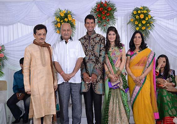 Image result for Cheteshwar pujara Arvind Shivlal Pujara