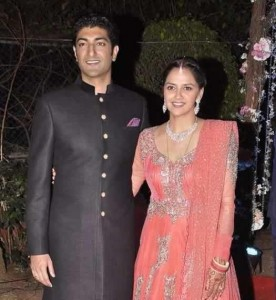 Ahana Deol's Engagement And Wedding To Vaibhav Vohra