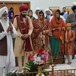 Nikki Haley at the Sikh Wedding of brother, Gogi Randhawa