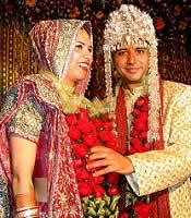 Kundali Matching to check marriage compatibility of bride & groom.