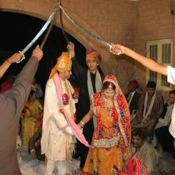 Marwadi Marwari And Rajput Wedding Ceremony Rituals Customs