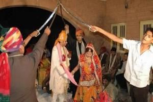 Marwadi (Marwari) And Rajput Wedding Ceremony, Rituals And Customs