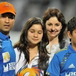 Info And Photos Of Sachin Tendulkar's Family And Wedding To Anjali