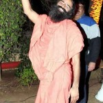 Baba Ramdev is a guest at Hema Malini's daughter, Ahana's Marriage