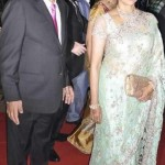 Dharmendra and Hema Malini at daughter Ahana's Wedding & Reception