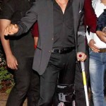 Shahrukh Khan (SRK) at Ahana Deol's Wedding and Reception.