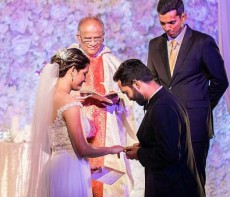 Dinesh Karthik and Dipika Pallikal Marriage Photo