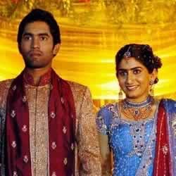 Picture of Dinesh Karthik's Marriage to First Wife, Nikita Karthik