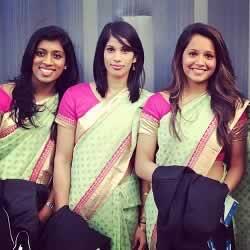 naka Alankamony, Joshna Chinappa, Dipika Pallikal: Squash Team