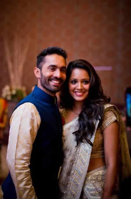 Wives Of Indian Cricketers And Their Marriage Photos -7315