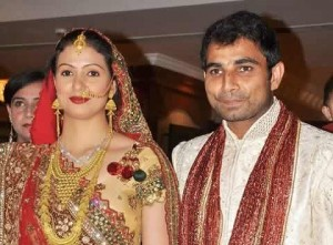 Mohammed Shami Wife And Wedding Photo And Police Case