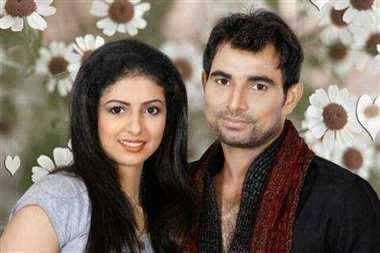 Mohammed Shami with beautiful, Wife Hasin Jahan