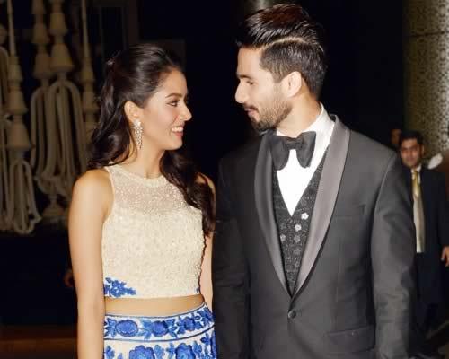 Shahid Kapoor's and wife, Mira Rajput's, Wedding Reception