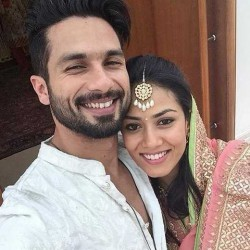 Photos And Info Of Shahid Kapoor's Wife And His Wedding