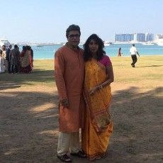 Rohit Sharma's In-Laws and Wife Ritika Sajdeh's Parents