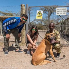 Rohit Sharma And His Wife Ritika Are Both Dog Lovers