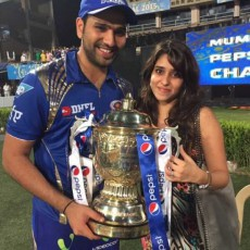 Rohit Sharma And His Wife Ritika Before Their Marriage